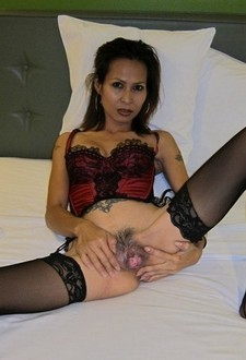 Lascivious Filipina MILF.