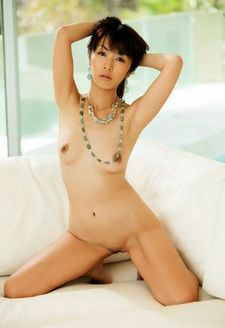 Hot asian Model Babe Naked.