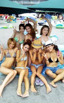 Asian young girls Photo.