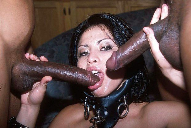 Some black dick for asian slut,